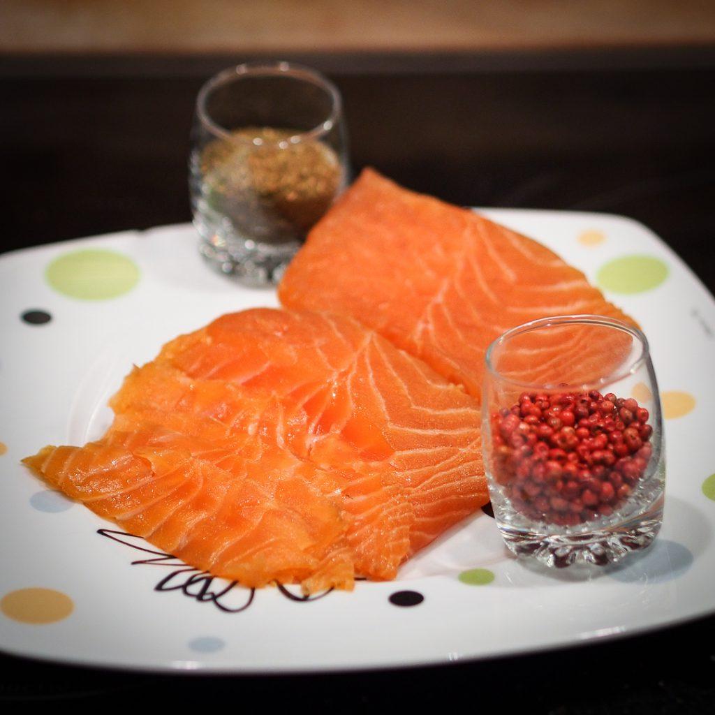 Gravlax Saumon Recette