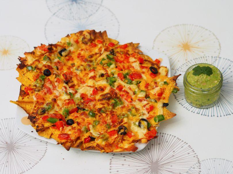 Recettes plateau de nachos