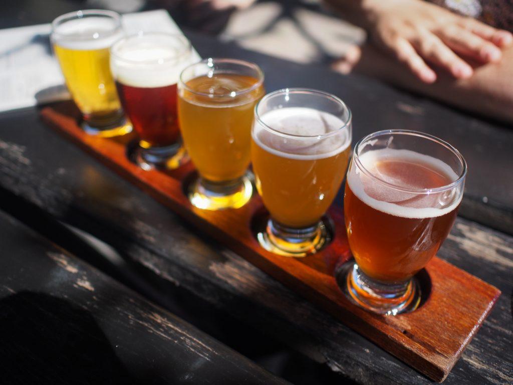 Spécialité 5 Bières